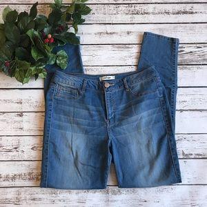 Refuge Stretch Skinny Jeans